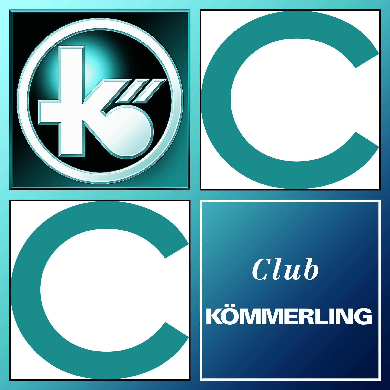 Logo Club Kömmerling. Ventanas de PVC en Albacete y Cuenca