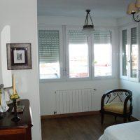 Ampliación y reforma en dormitorio.