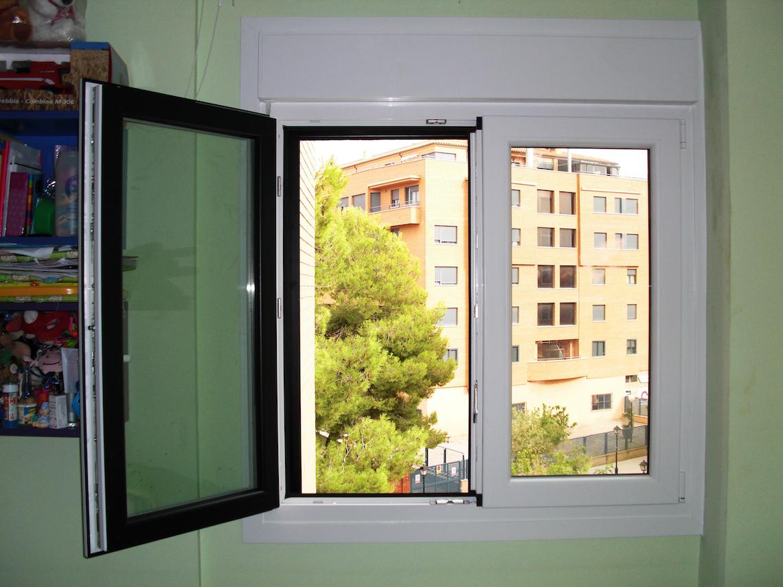 Instalar ventana aluminio sin premarco - Que cuesta cambiar ventanas climalit ...
