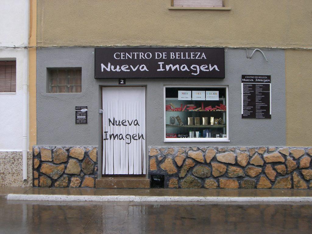 Servicios de arquitectura y proyectos para peluqueria Albacete