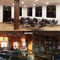 reforma de cafetería en Albacete