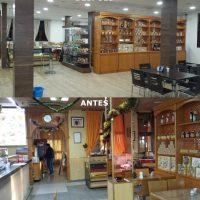 reforma de restaurante en Albacete