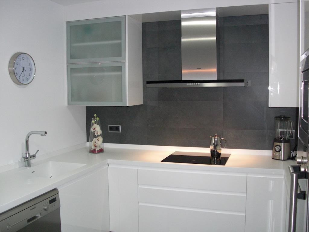 Encimeras de cocina pros y contras de cada tipo lm - Tipos encimera cocina ...