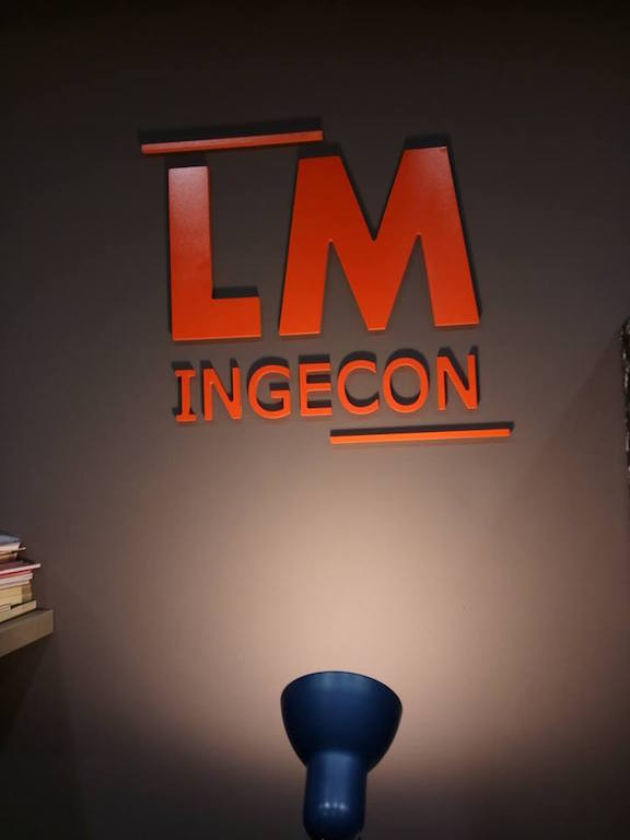 Domótica en exposición de LM INGECON