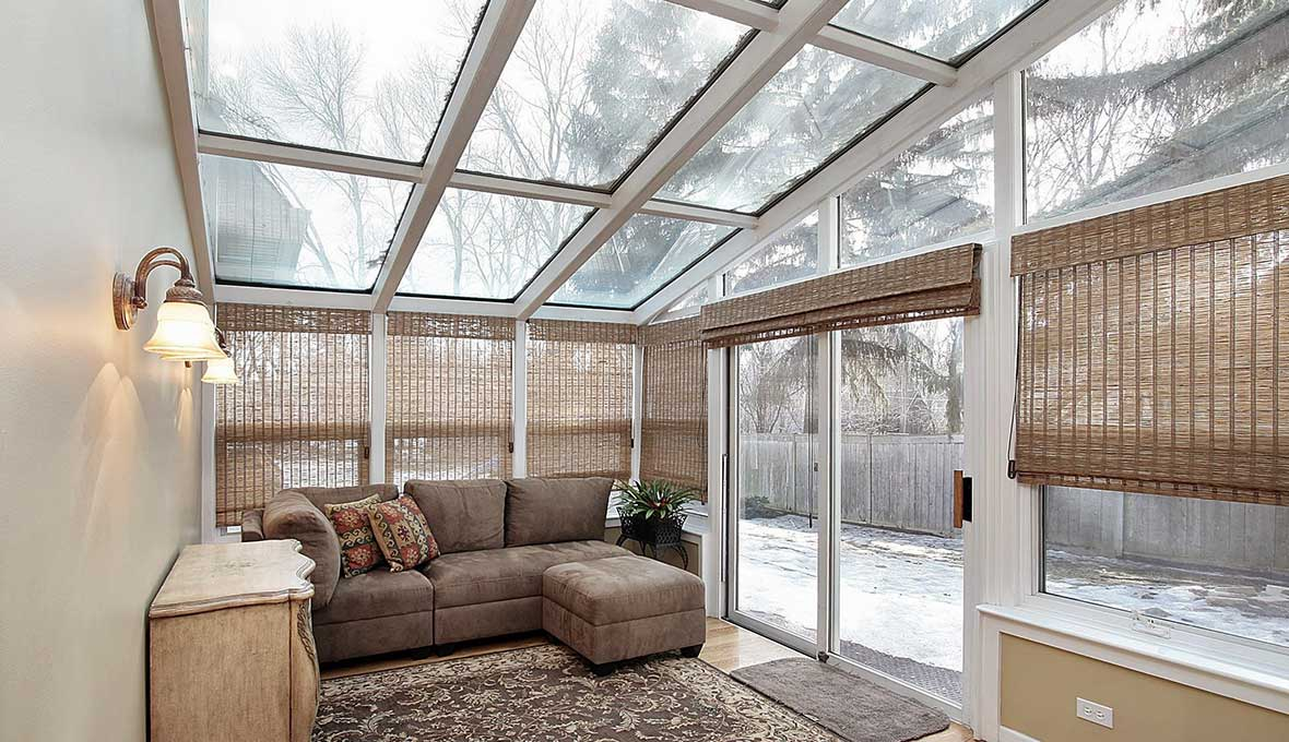 Cerramientos de terrazas la mejor manera de ganar espacio - Cerramientos casas ...