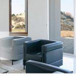 puertas de PVC y cerramientos de balcones y terrazas LM INGECON