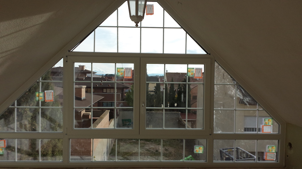 Cerramiento de balc n vivienda unifamiliar albacete - Cerramiento de balcon ...