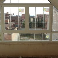 carpinteria de pvc para balcones