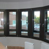 ventanas de pvc para salón