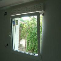 Instalación ventanas de aluminio