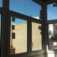 4. Instalacion de nueva carpinteria de PVC y triple vidrio
