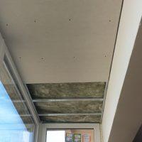 7. Aislamiento del techo del cerramiento