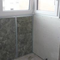 9. Trasdosado para el aislamiento del muro de fachada