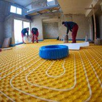 Ventajas de la instalación de suelo radiante