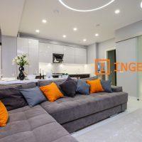 Ideas para unir espacios en la reforma de una vivienda