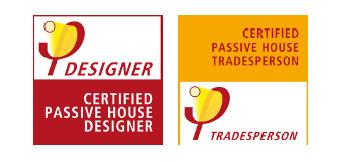 certificados de técnicos en passivhaus