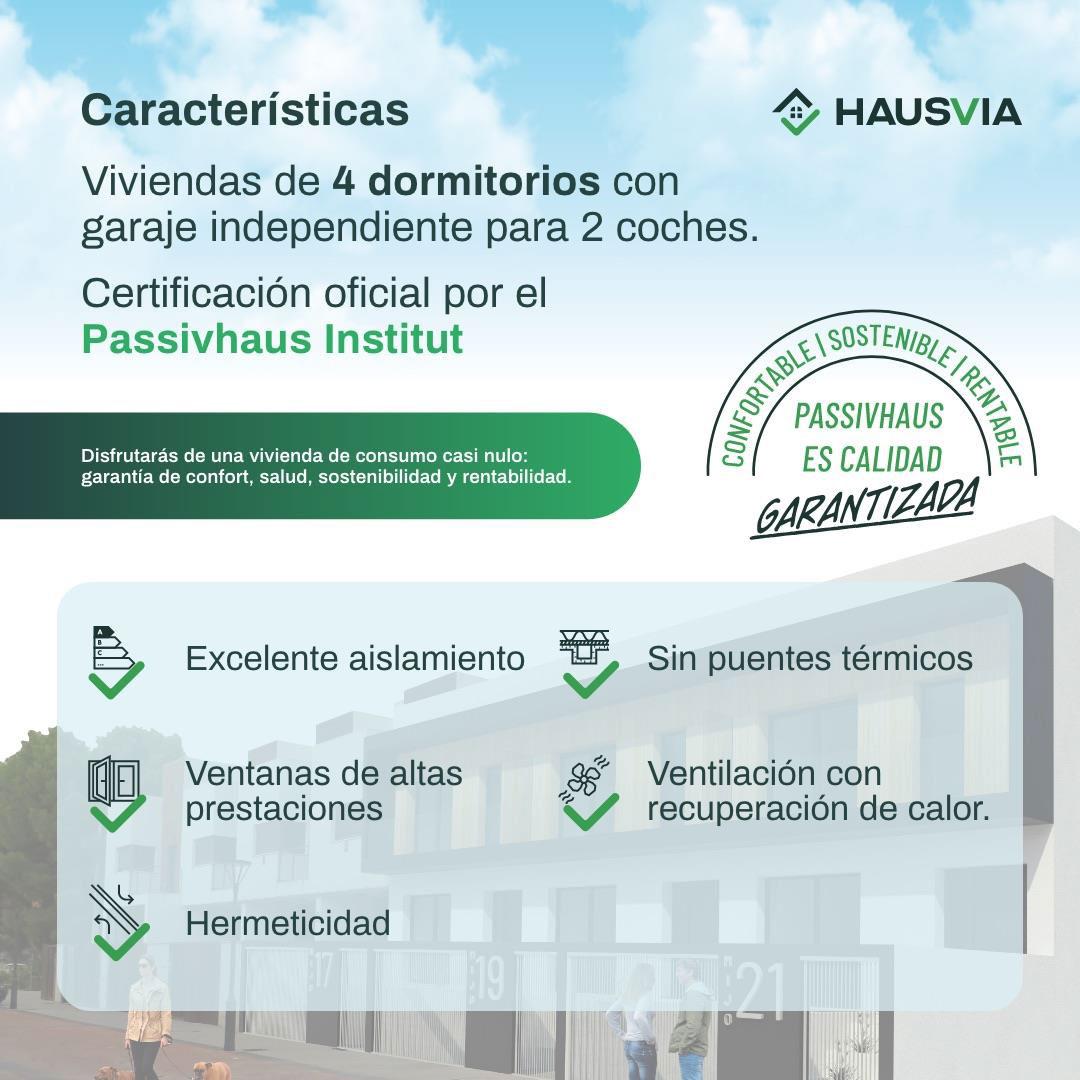 promoción passivhaus en la facultad de medicina